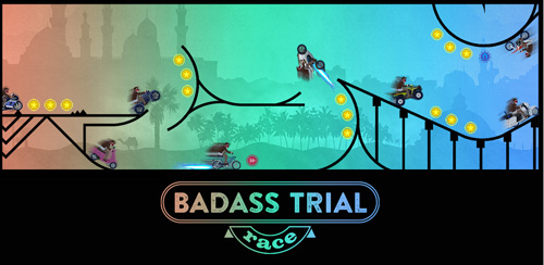 Badass Trial Race Free Ride v2.0