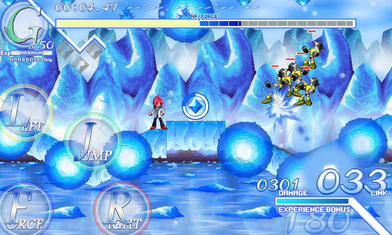 Bluest -Fight For Freedom- v2.2.1