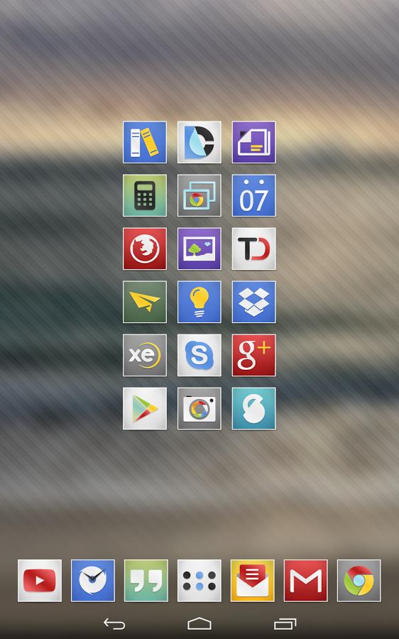 Cadrex – Icon Pack v1.0.1