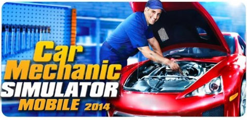 Car Mechanic Simulator 2014 v1.3