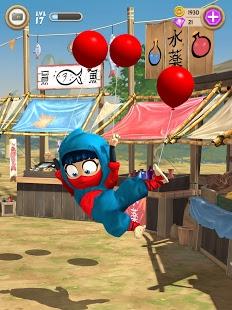 Clumsy Ninja v1.21.0 + data