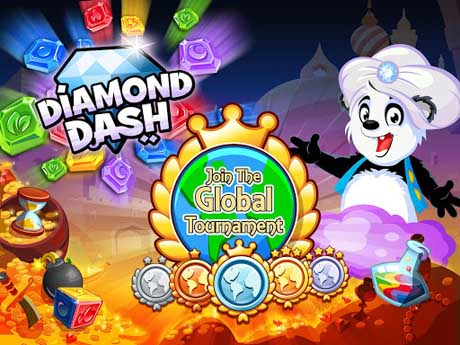 Diamond Dash v7.1.22