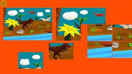 Dinosaur Puzzle For Kids v1.1
