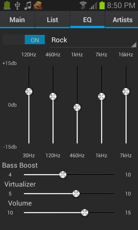 Favtune Music Player Pro v1.4