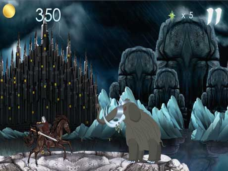 Frozen Temple Battle Run FULL v1.0