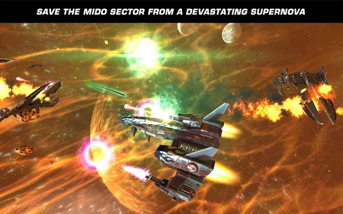 Galaxy on Fire 2 HD v2.0.11 + data