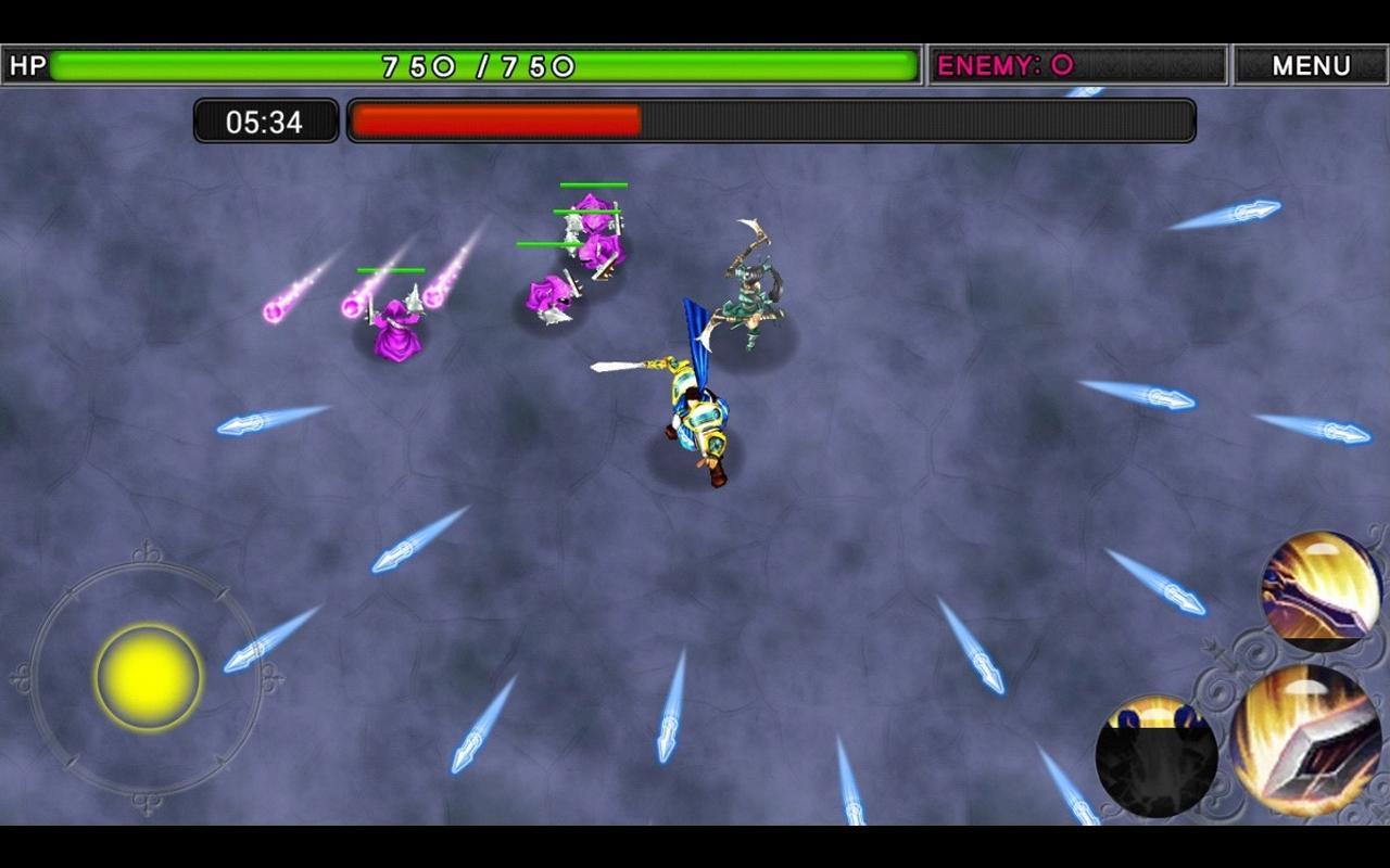 Garen LOL Fighter v1.2