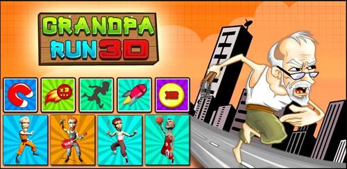 Grandpa Run 3D v1.0