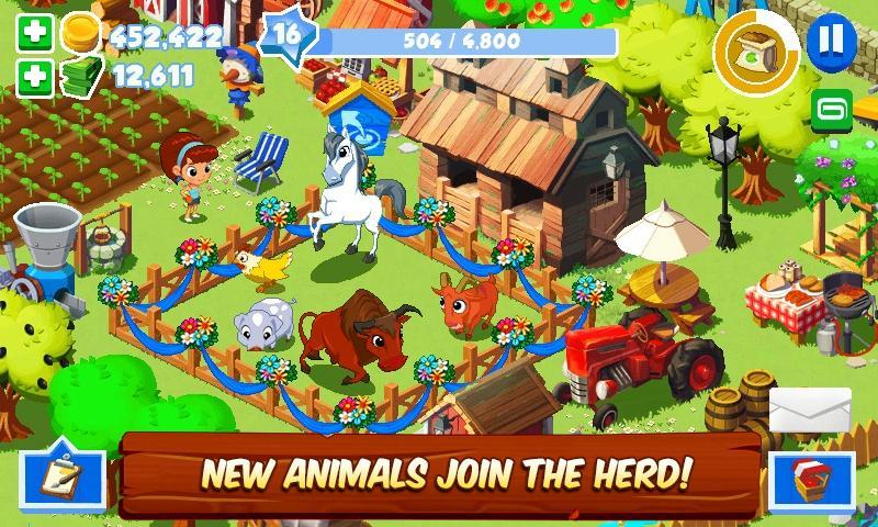 Green Farm 3 v4.2.1