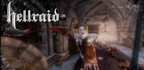Hellraid: The Escape v1.13 + data