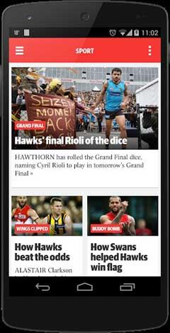 Herald Sun v3.0.9.1