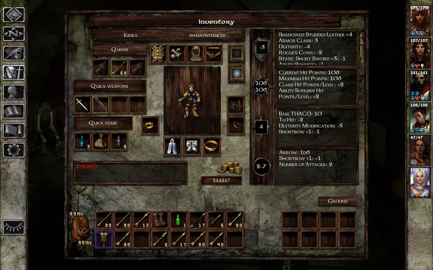 Icewind Dale Enhanced Edition v2.5.16.3 + data