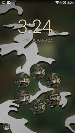 JungleCamo Icon Pack v4.0