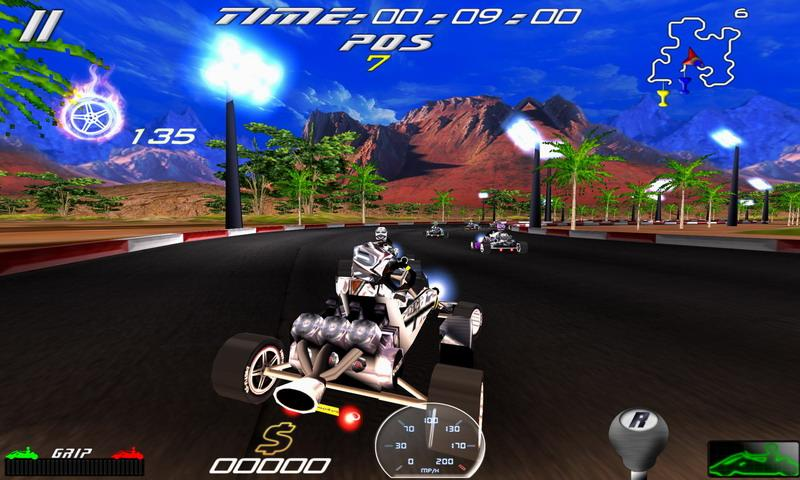 Kart Racing Ultimate v1.0