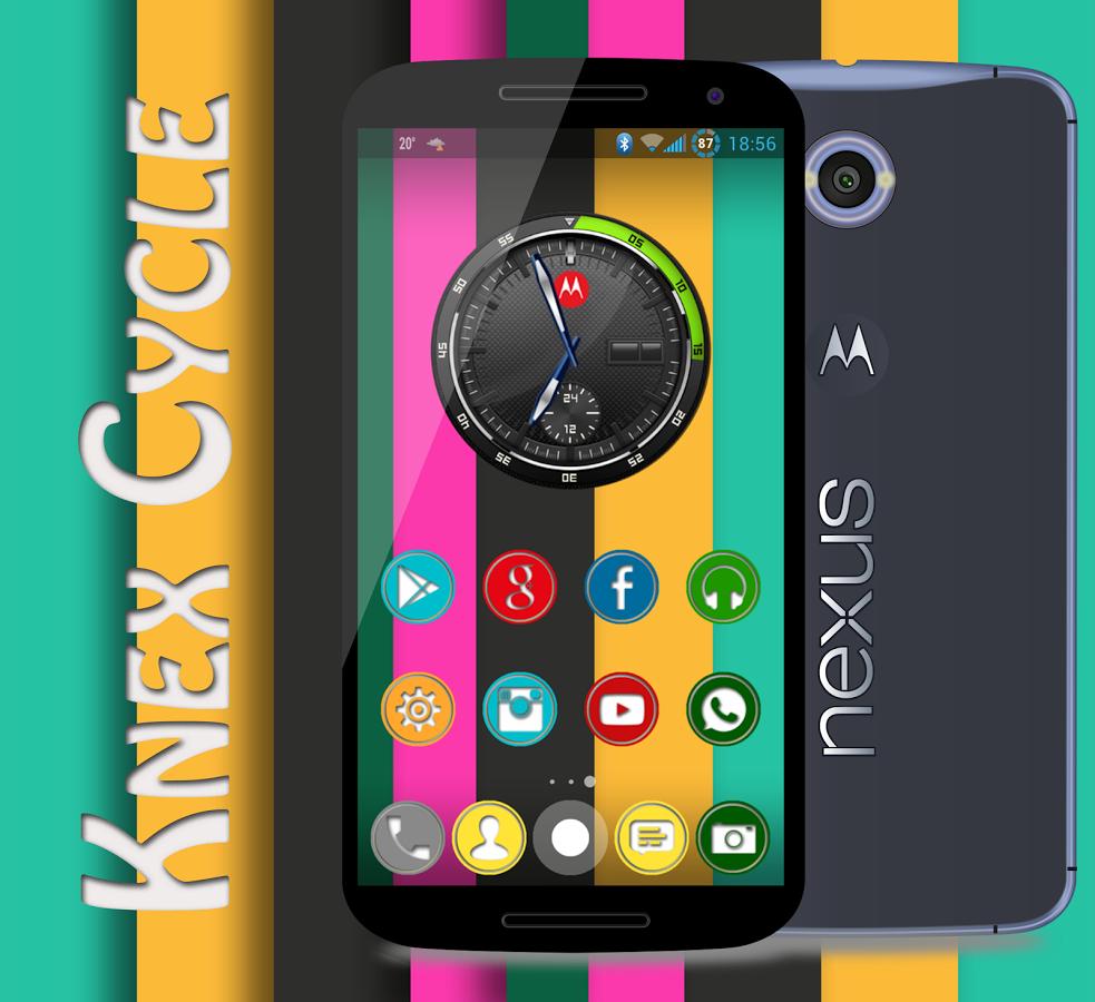 Knex Cycle v1.0.0