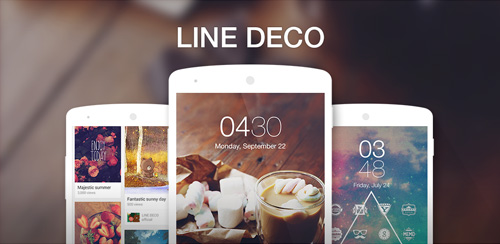 LINE DECO 2.0.0