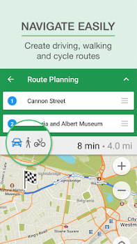 MAPS.ME – Map with Navigation and Directionsn v8.1.2