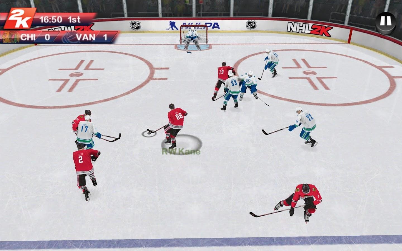 NHL 2K v1.0.0 + data