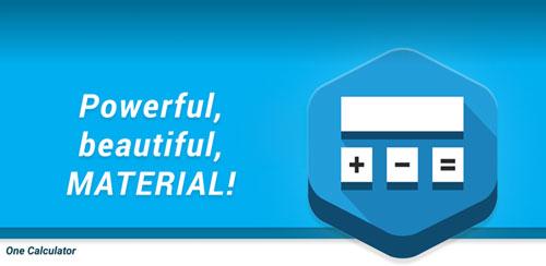 OneCalc – Material Calculator v2.0.2.1