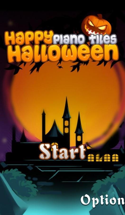 Piano Tiles: Halloween 1.0