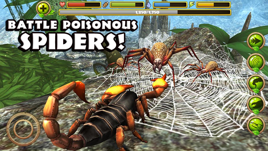 Scorpion Simulator v1.0