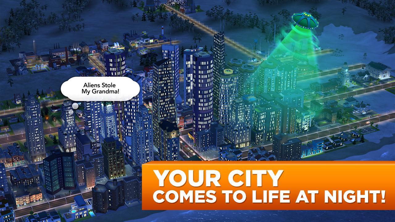SimCity BuildIt v1.15.9.48109