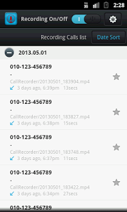 Smart Auto Call Recorder Pro v1.1.8