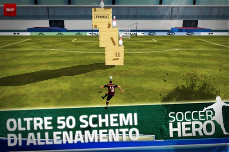 Soccer Hero v2.16 + data