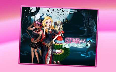 Star Girl: Spooky Styles 3.5.1