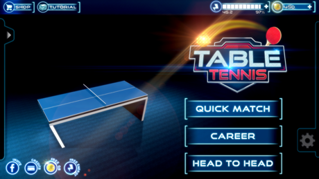 Table Tennis 3D Live Ping Pong v1.9.9