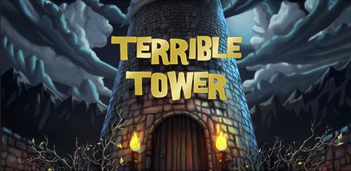 دانلود بازی Terrible Tower v5.4 + data – اندروید