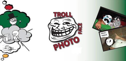 Troll Face Photo Booth 2.0