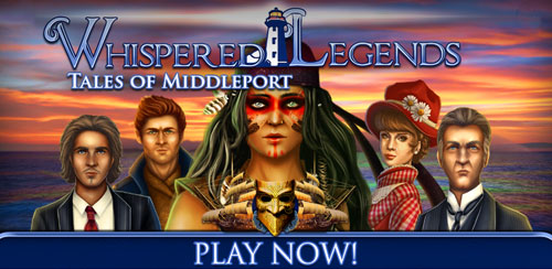 Whispered Legends Full v1.0.1 + data