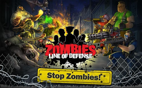 Zombies: Line of Defense – TD v1.3 + data