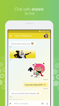 Jongla – Social Messenger v3.1.3