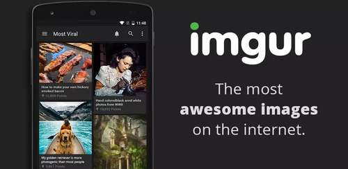 Imgur: Awesome Images & GIFs v4.0.2.6975