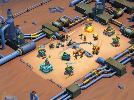 Blitz Brigade: Rival Tactics v1.1.2q