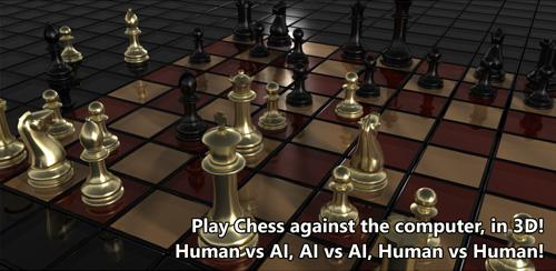 3D Chess Game v2.3.8.0