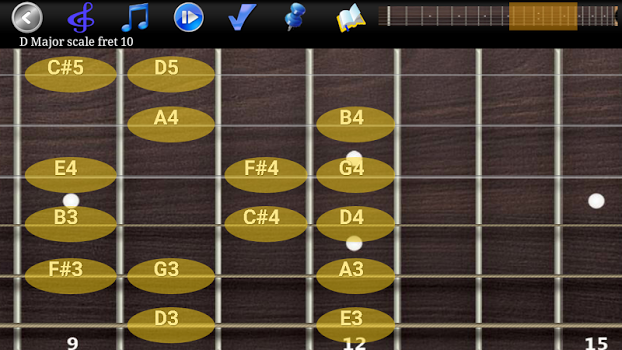 Guitar Scales & Chords Pro v90