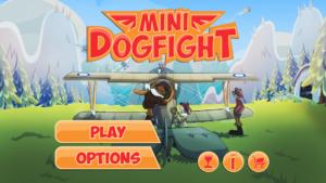 تصویر محیط Mini Dogfight v1.0.47