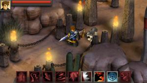 تصویر محیط Battleheart Legacy v1.5.3 + data