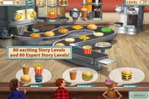 تصویر محیط Burger Shop – Free Cooking Game v1.5.1