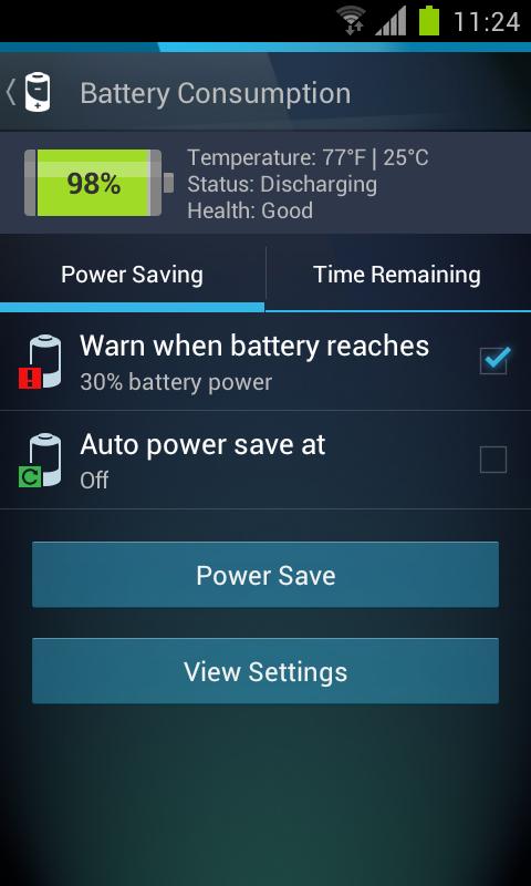 AVG Battery Saver amp TuneUp v1.1