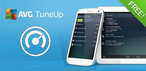AVG Battery Saver amp TuneUp v1.1