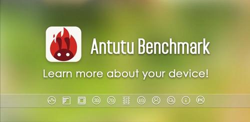 AnTuTu Benchmark v7.0.8