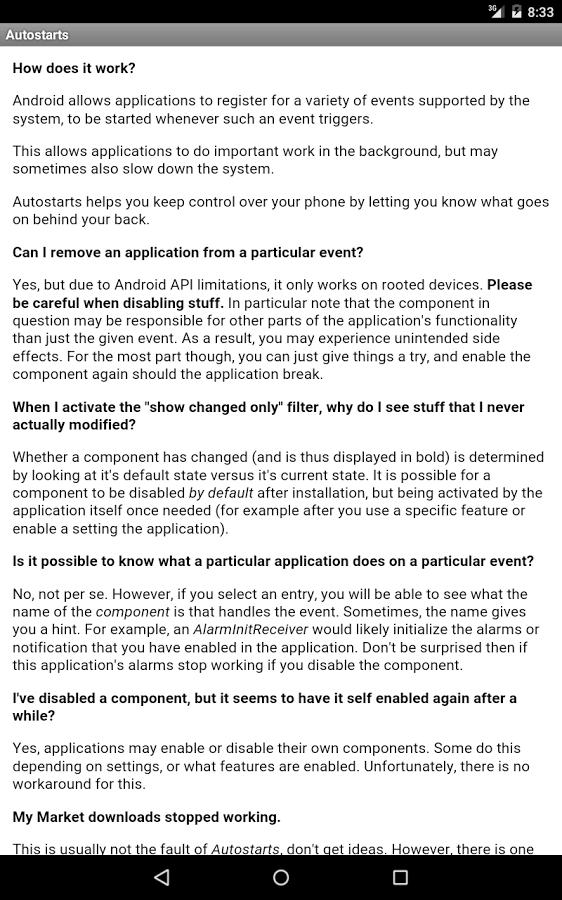 Autostarts v1.9.8
