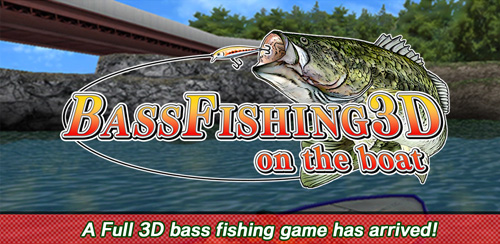 Bass Fishing 3D Free 1.8.5