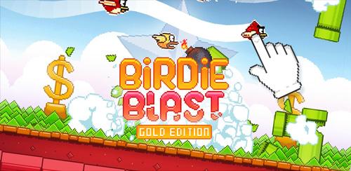 دانلود بازی انفجار پرنده ها اندروید Birdie Blast GOLD v3.0.0