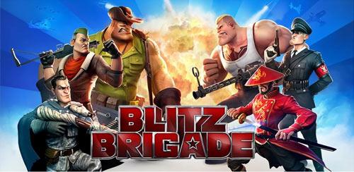 دانلود بازی گردان برق آسا اندروید Blitz Brigade 1.5.1d