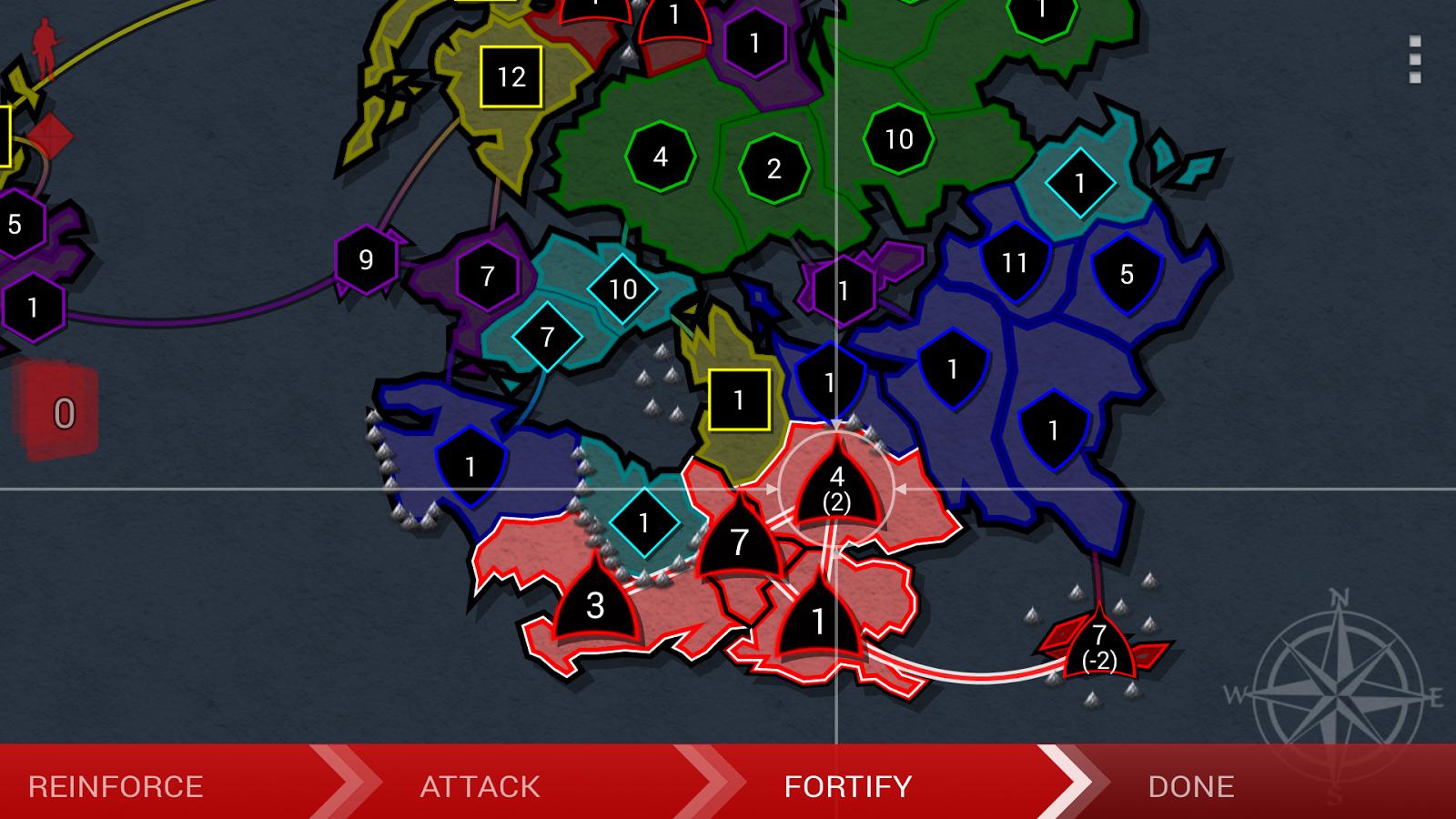 Border Siege [war & risk] v2.1.2